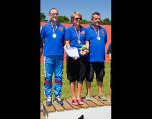Equipe S2 (MarieT, Olivier, Renaud) France 50 m Volmerange 07-2016 (2)