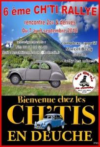 les Ch'tis en Deuche sept 2018